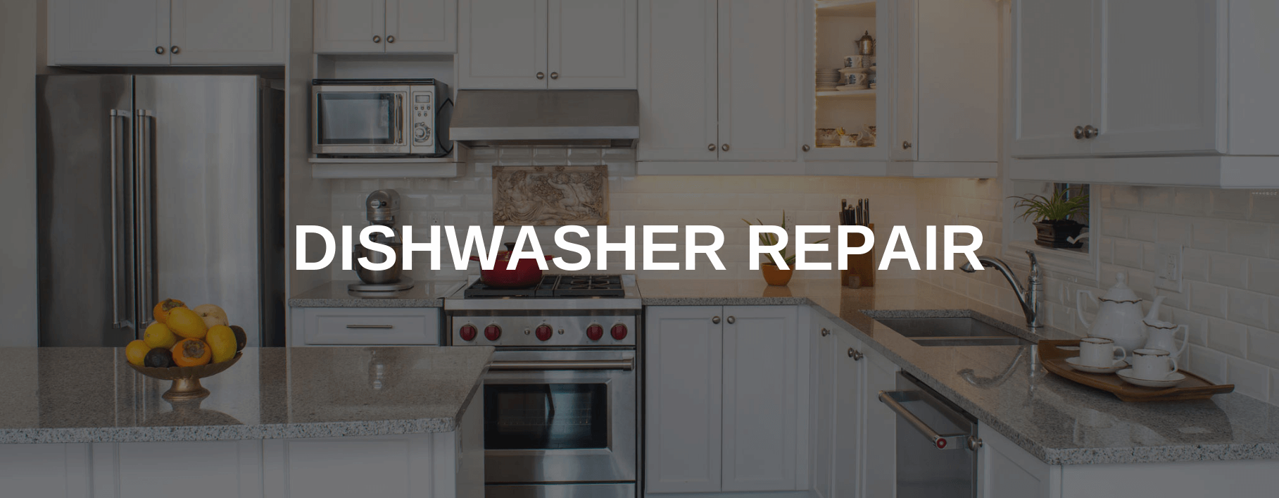 dishwasher repair enfield