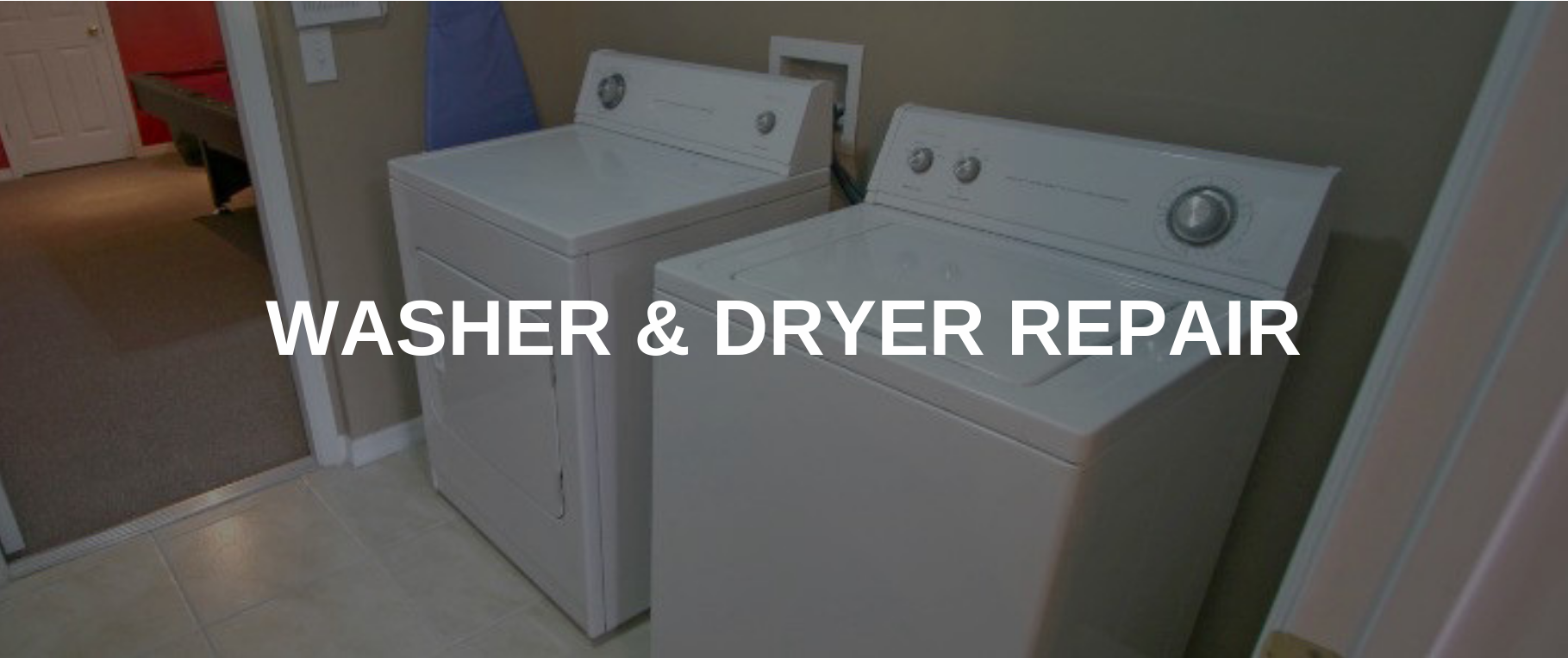 washing machine repair enfield